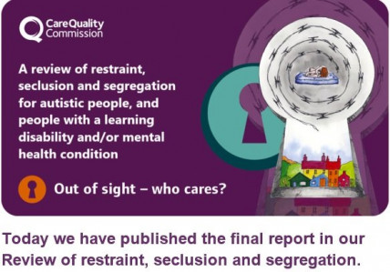 Care Quality Commission Statement on Seclusion and Segregation